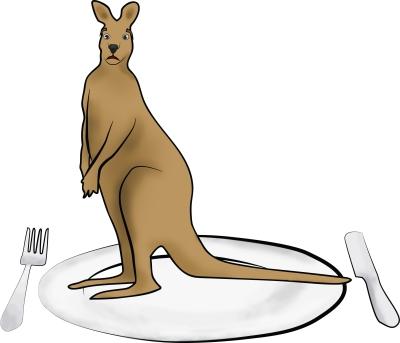 Kangaroodinner