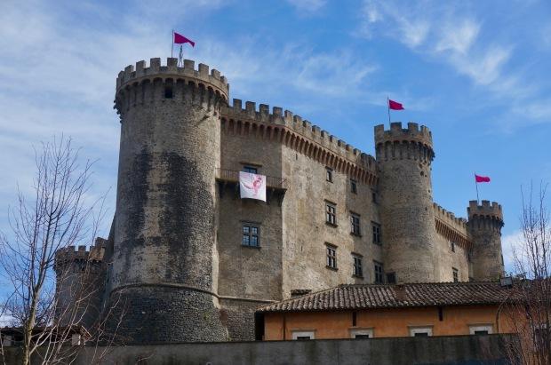 Orisni-Odescalchi Castle